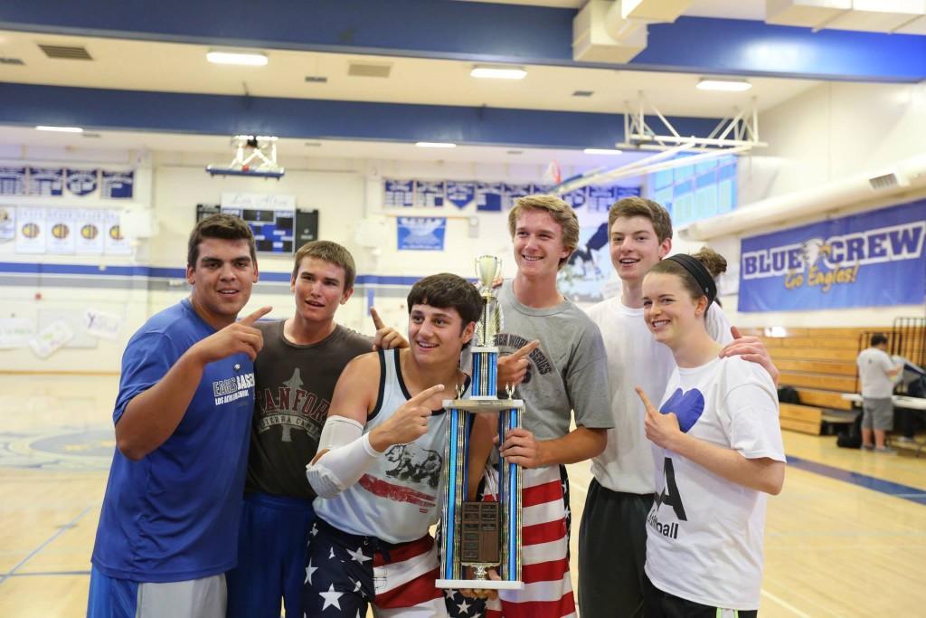 2014 Dodgeball Winners - Hard Ballerz